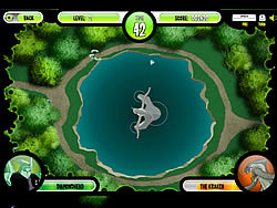 Ben 10 Kraken Attack game