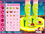 juego Fashion High Heel