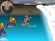 Play Armor hero water pursuit Game