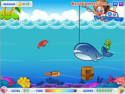 Fishing Master game