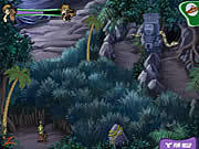 Play Scooby doo creepy cave in Game