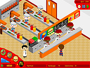 Mc Donalds Video game