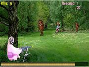 Bear Gunner game