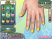 juego Wedding Nails
