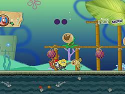 Sponge Bob and Patrick:Dirty Bubble Busters لعبة