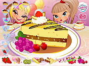 Play Cheesecake cheer Game
