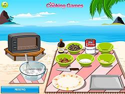Barbie Cooking - Chocolate Fudge game