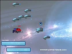 Transformers Revenge Of The Fallen game