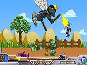 Armor Hero  Big Rescue game