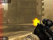juego Battlefield Flash Version