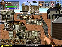 Sheriff Rage game