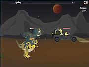 Jogar jogo grátis Jurassic Escape