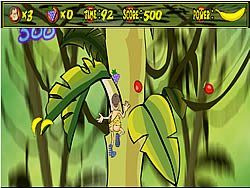 Monkey Boy game
