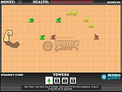 Germination TD game