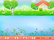 Play Bunny mirrored jump Game