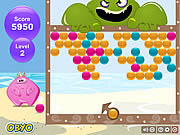 Permainan Bubble Monster