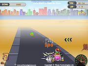 Rapid Ride game