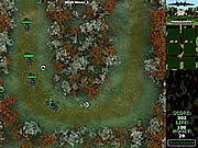 juego WWII Defense Invasion