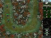 WWII Defense Invasion game