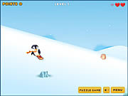 Penguin Quest game