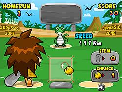 Jurassic Homerun King game