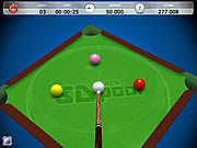 3D Quick Pool game