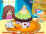 juego Colorful Cupcake