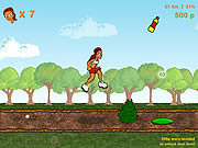 Super Obstacle Girl game