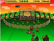 Play Jungle defender Game