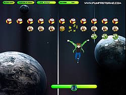 Ben 10 Super Jumper 3 game