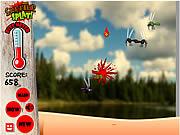 Skeeter Splat game