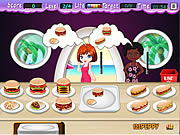 Play Beachside cafe Game