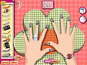 Nail Salon Fun game