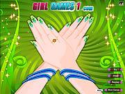 Nail Design game
