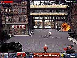 Gangsta War game