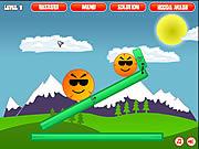 Juega al juego gratis Orange Alert