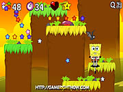 Spongebob Super Jump game