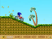 Play Sonic ride Game
