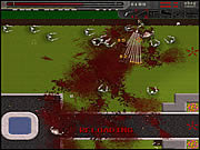Zombie Splatter game