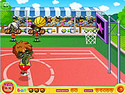 Basketball Shotball لعبة