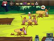 Monkey Diner game