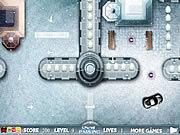 Snow Parking game