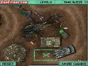 Park My Tank  game