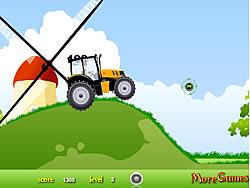 Ben 10 Tractor game
