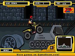 Coal Mine ATV game