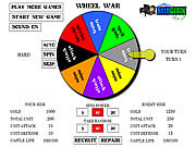 Play Wheel war Game