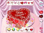 juego Valentine's Cake