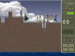 Avatar - Trials of Serpent's Pass game