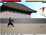 Dragon Fist 2 - Battle for the Blade game