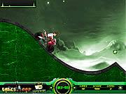 Ben 10 Moto Ride game